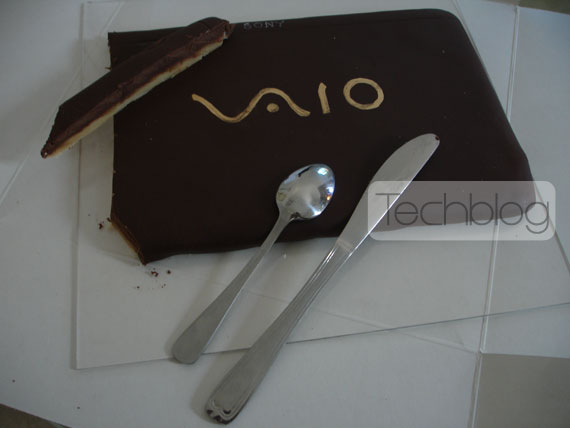 Sony VAIO X Chocolate edition