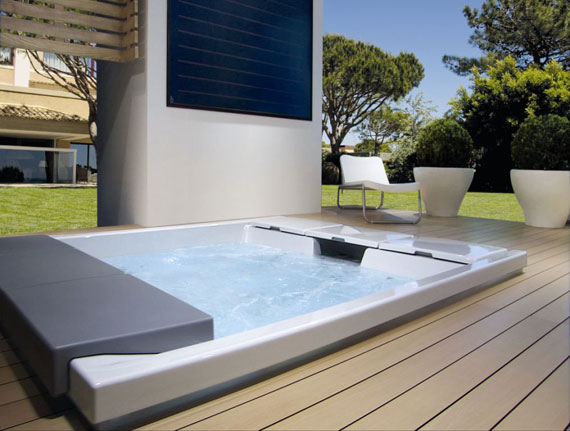 Teuco Seaside Hydro spa 640