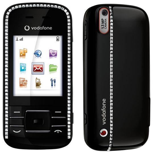 Vodafone Crystal 533