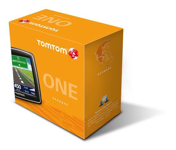 TomTom ONE Greece