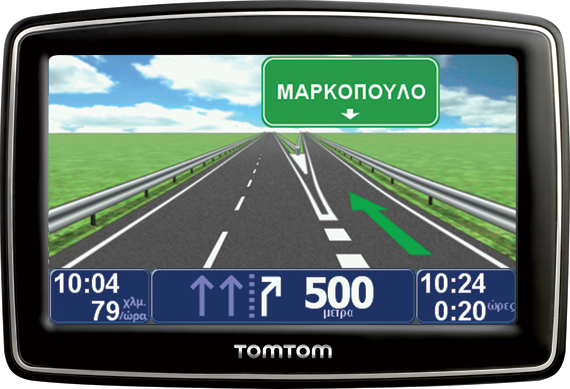 TomTom XL Greece
