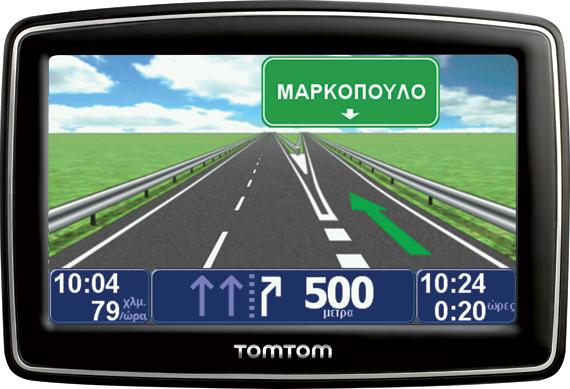 TomTom XL Greece