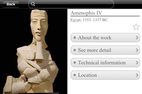 iPhone Louvre