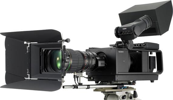 Sony 3D camera