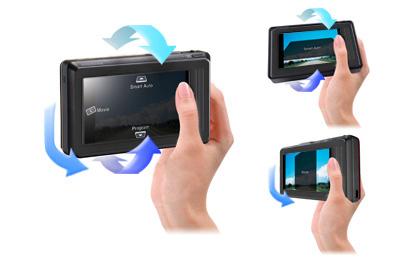 Samsung ST500 Smart Gesture