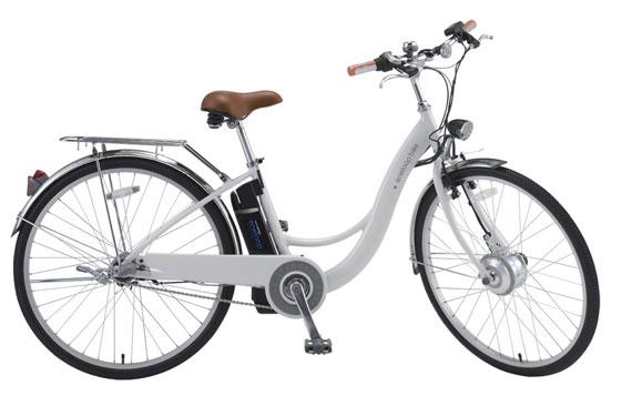 Sanyo eneloop bike