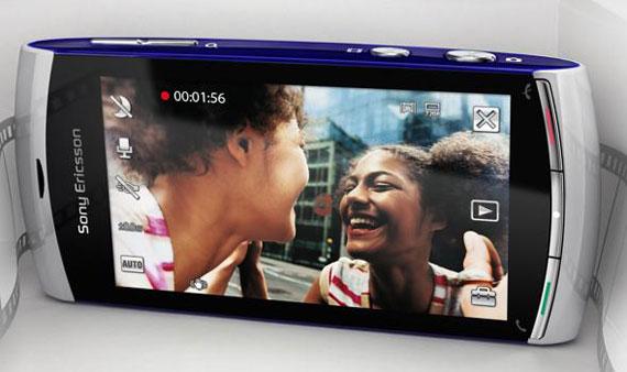Sony Ericsson Vivaz Kurara