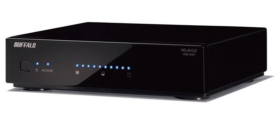 Buffalo HD-AV500U2