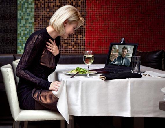 Logitech Romantic dinner for two