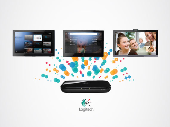 Logitech Revue Google TV companion box