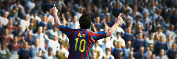 Pro Evolution Soccer 2011 Messi