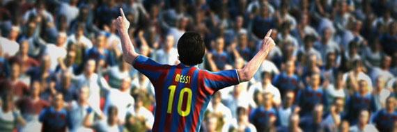 Pro Evolution Soccer 2011 Messi