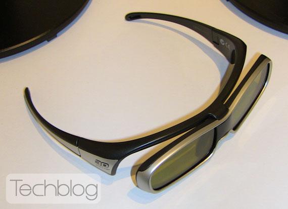 Panasonic 3D γυαλιά
