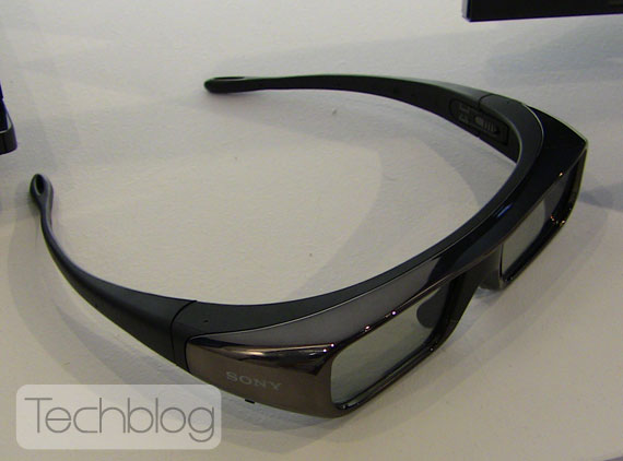 Sony 3D γυαλιά