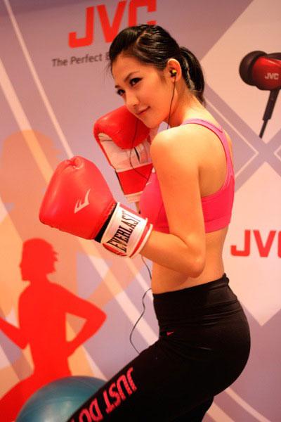 JVC HA-FX67 babe