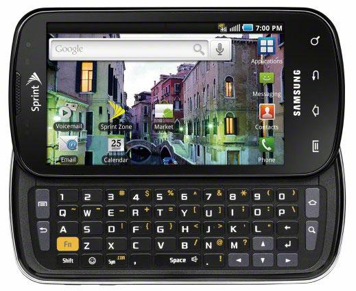 Samsung Galaxy Epic 4G