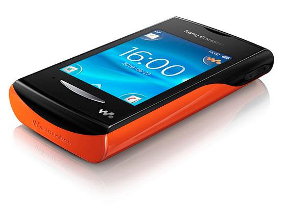 Sony Ericsson Yendo Orange