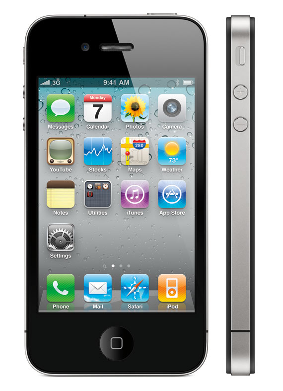 iPhone 4 Cosmote