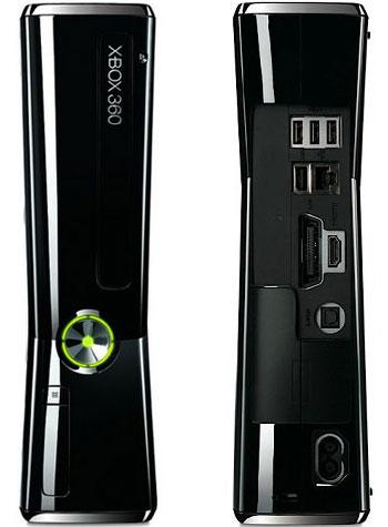 new Xbox 360 europe