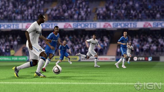 FIFA 11 soccer