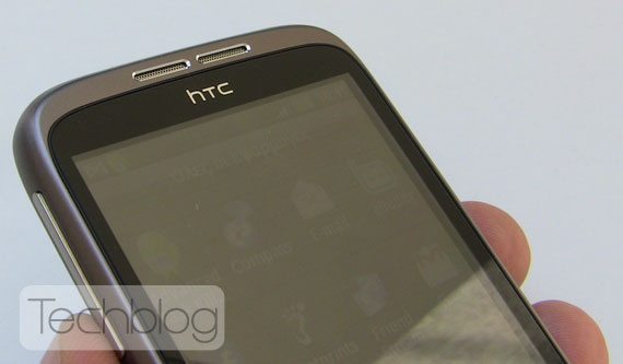 HTC Wildfire Techblog.gr