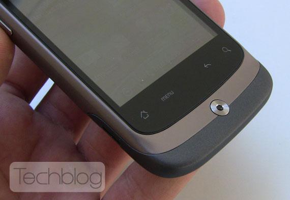 HTC Wildfire Techblog.gr
