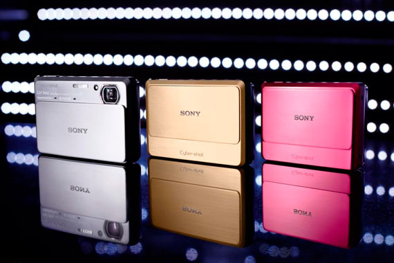 Sony Cybershot T9