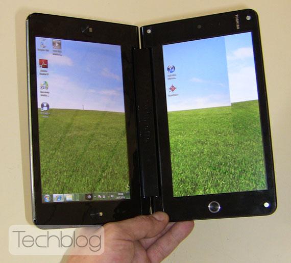 Toshiba Libretto W100 Techblog.gr