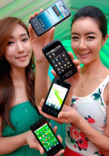 LG Optimus Android 2.2