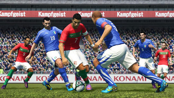 PES 2011 preview