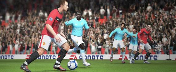 FIFA 11 be a goalkeeper