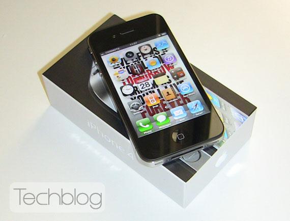iPhone 4 Techblog