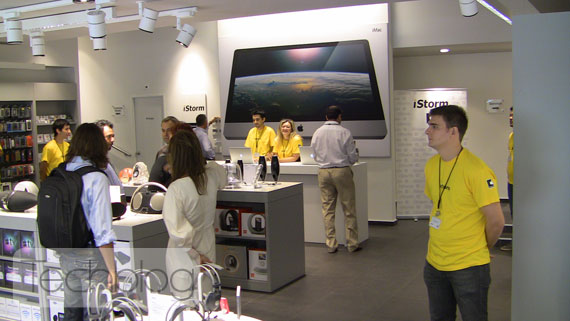 iStorm, Ανοίγει και δεύτερο κατάστημα Apple στο εμπορικό κέντρο River West