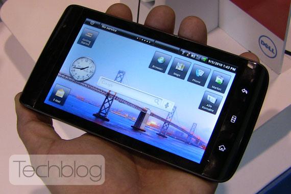 Dell Streak Techblog.gr