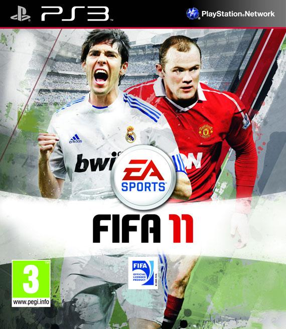 FIFA 11 box PS3