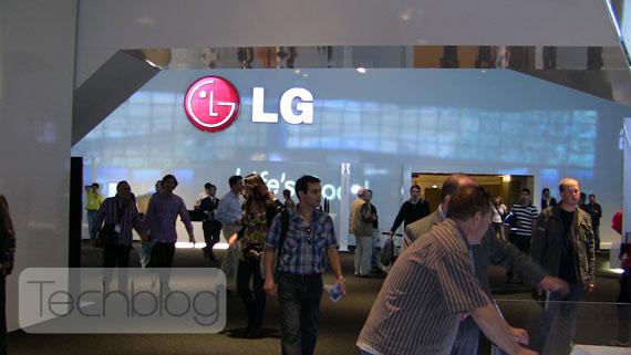 LG Booth IFA 2010