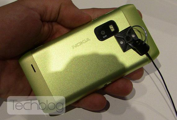Nokia E7 Techblog.gr