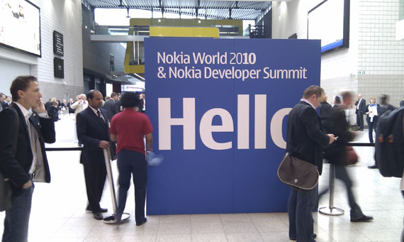 Nokia World 2010