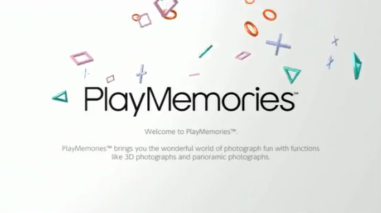 PS3 PlayMemories
