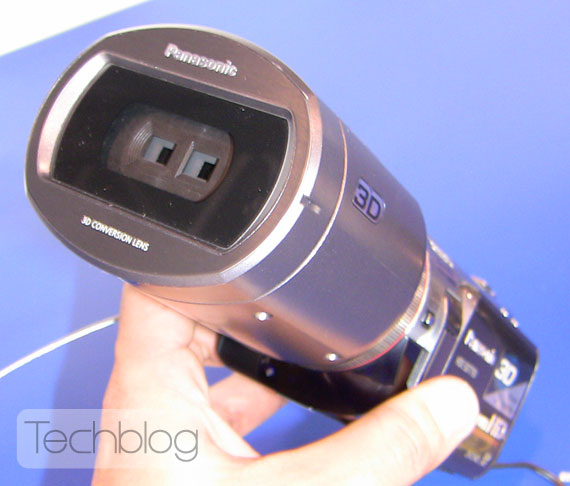 Panasonic HDC-SDT750 Techblog.gr