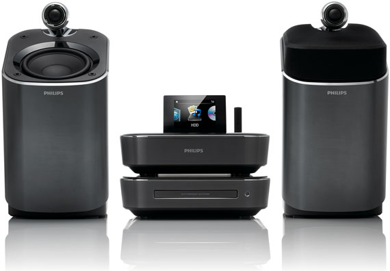 Philips SoundSphere MCi900