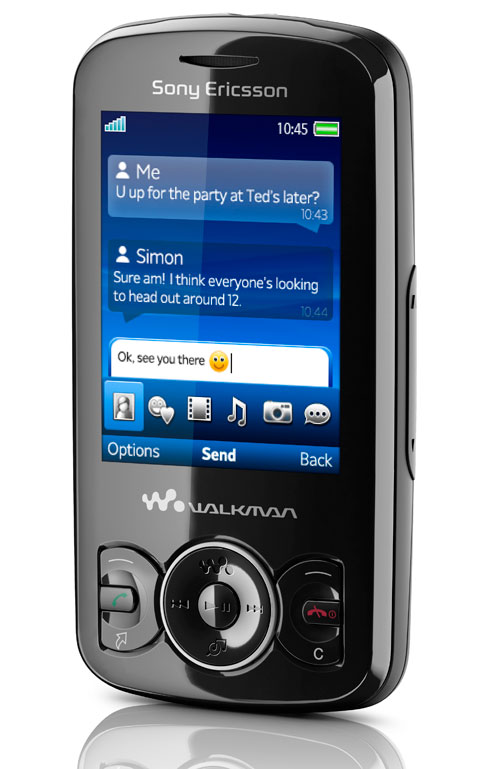 Sony Ericsson Spiro Techblog.gr