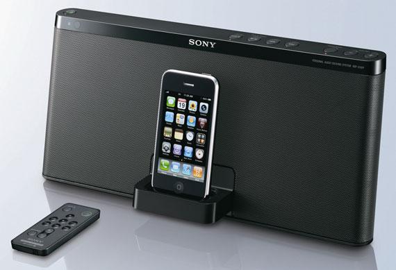Sony RDP-X50iP