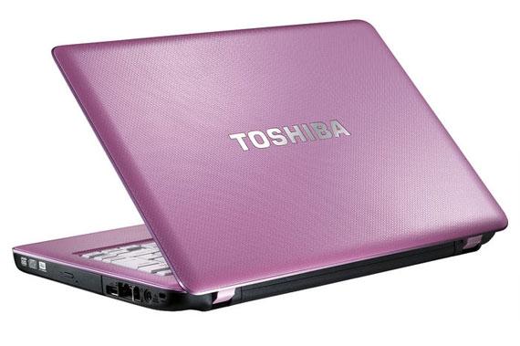 Toshiba Satellite U500