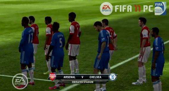 FIFA 11 Match