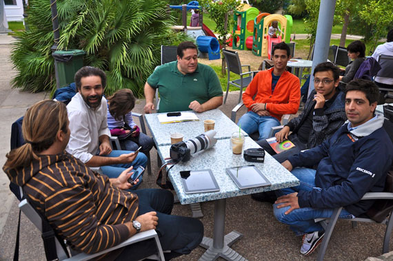 8th Techblog Workshop
