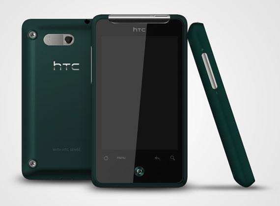 HTC Gratia black