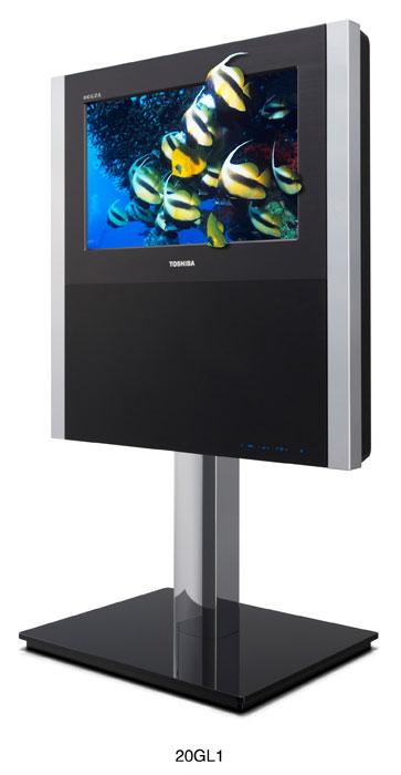 Toshiba 3D Regza 20GL1