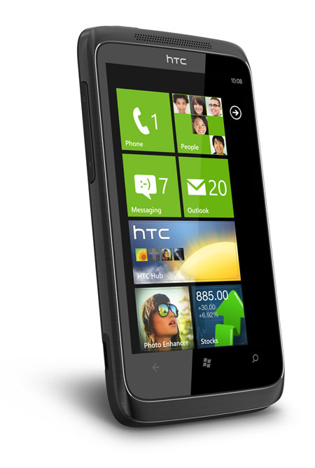 HTC Trophy Windows Phone 7