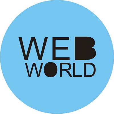 WebWorld expo 2010 logo